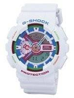 Casio G-Shock Shock Resistant Analog Digital GA-110MC-7A GA110MC-7A Men's Watch