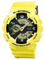 Casio G-Shock Analog Digital World Time GA-110NM-9A Men's Watch