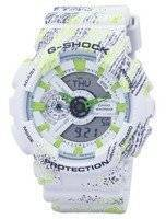 Casio G-Shock Sport Shock Resistant World Time Analog Digital GA-110TX-7A Men's Watch