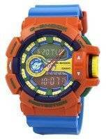 Casio G-Shock Analog-Digital Multi-Color 200M GA-400-4A Men's Watch