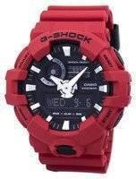 凱西歐 G 衝擊類比數位 200 米嘎-700-4A 男裝手錶