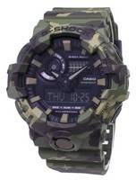 Casio G-Shock Illuminator Special Color Models 200M GA-700CM-3A GA700CM-3A Men's Watch