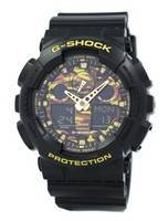 Casio G-Shock Camouflage Series GA-100CF-1A9 GA100CF-1A9 Men's Watch