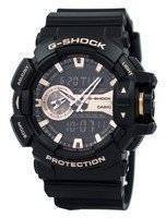 Casio G-Shock Analog Digital World Time GA-400GB-1A4 GA400GB-1A4 Men's Watch