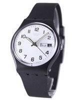 Swatch Originals Once Again Swiss Quartz GB743 Unisex Watch