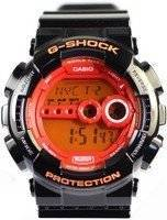 Casio G-Shock Sports World Time GD-100HC-1D Mens Watch