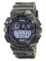 Casio G-Shock Digital Camouflage Series GD-120CM-5 GD120CM-5 Men's Watch