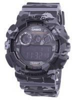 Casio G-Shock Digital Camouflage Series GD-120CM-8 GD120CM-8 Men's Watch