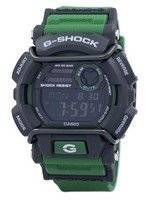 Relógio Casio G-Shock Flash Iluminador Super alerta 200m GD-400-3 MASC