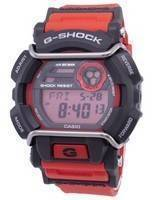 Relógio Casio G-Shock Flash Iluminador Super alerta 200m GD-400-4 masculino