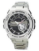 Casio G-Shock G-Steel Analog Digital World Time GST-210D-1A Men's Watch