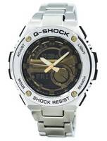 Casio G-Shock G-Steel Analog Digital World Time GST-210D-9A GST210D-9A Men's Watch