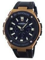 Casio G-Shock Tough Solar Shock Resistant 200M GST-S120L-1A Men's Watch