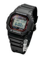 Casio G-Shock Tough Solar Multi-Band 6 GW-M5610-1JF GWM5610-1JF Men's Watch