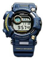 Casio G-Shock FROGMAN Multiband 6 Triple Sensor Diver's GWF-D1000NV-2JF GWFD1000NV-2JF Men's Watch