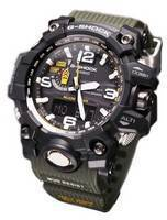 Casio G-Shock Mudmaster Triple Sensor GWG-1000-1A3JF Men's Watch