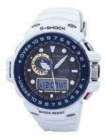 Casio GULFMASTER G-Shock Atomic Analog-Digital 200M GWN-1000E-8A Men's Watch
