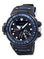 Casio G-Shock Gulfmaster Quad Sensor Shock Resistant Tough Solar GWN-Q1000-1A Men's Watch