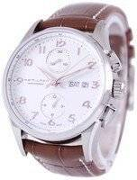 Hamilton Jazzmaster Maestro Automatic Chronograph H32576515 Men's Watch