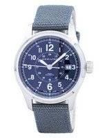 Relógio Hamilton Khaki Campo automático H70305943 masculino