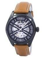 Hamilton Khaki Field Automatic Skeleton H72585535 Men's Watch