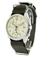 Hamilton Khaki Pilot Pioneer Chronograph H76552955 Men's Watch