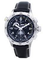 Hamilton Khaki Aviation Worldtimer Chrono Quartz H76714735 Men's Watch