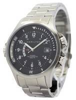 Hamilton Khaki Navy GMT H77615133 Men's Watch