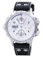 Relógio Hamilton Khaki X-Wind cronógrafo automático H77656713 masculino