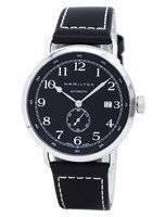 Hamilton relógio cáqui da Marinha pioneiro pequeno H78415733 segundo automático masculino