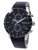 Hugo Boss Rafale Chronograph Tachymeter Quartz 1513390 Men's Watch