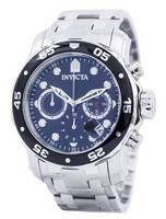 Invicta Pro Diver Chronograph 200M 0069 Men's Watch