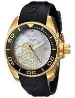 Invicta Angel Collection Diamonds Gold Tone 0489 Women's Watch