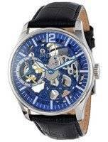 Invicta Vintage Mechanical Skeleton Blue Dial 12404 Men's Watch