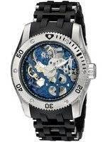 Invicta Sea Spider Blue Skeleton Dial 1257 Men's Watch