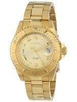 Invicta Angel Gold Tone 200M 14321 Women's Watch