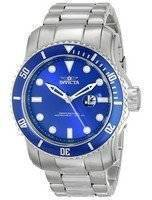 Invicta Pro Diver Blue Dial 15076 Men's Watch