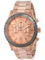 Invicta Specialty Chronograph Rose Gold Tone 15161 Men's Watch