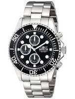 Invicta Pro Diver Chronograph Quartz 200M 1768 Men's Watch