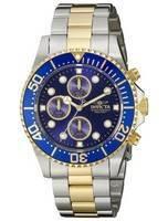 Relógio Invicta Pro Diver Chronograph Quartz 200m 1773 dos homens
