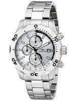 Invicta Specialty Chronograph Silver Dial 17747 Men's Watch