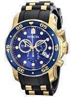 Invicta Pro Diver Chronograph Quartz 200M 17882 Men's Watch