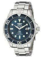 Invicta Pro Diver Automatic Blue Dial Stainless Steel 18160 Men's Watch