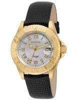 Invicta Angel Mother Of Pearl Dial Date Display 18407 Women's Watch