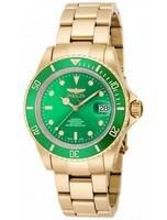 Invicta Pro Diver Automatic Professional 200M Gold Tone 18506 Men's Watch