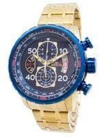 Invicta Aviator Quartz Chronograph Tachymeter Compass 19173 Men's Watch