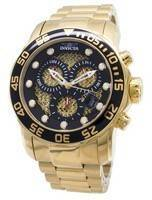 Invicta Pro Diver Chronograph Quartz 300M 19837 Men's Watch