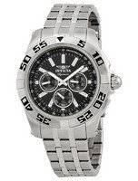 Invicta Signature II Black Dial 7301 Men's Watch