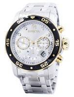 Invicta Pro Diver Chronograph Quartz 200M 80040 Men's Watch