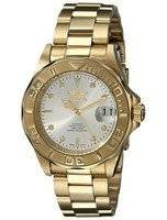 Invicta Pro Driver Automatic Gold Dial 9010 Men's Watch
